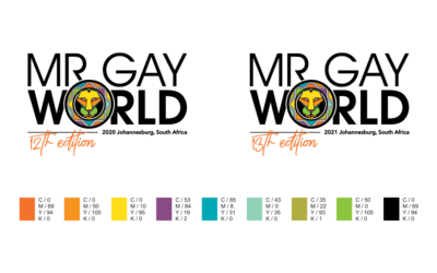 Mr Gay World™ 2020/21 Limited Edition Jersey Design Competition